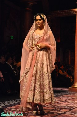 Such a soft, elegant anarkali