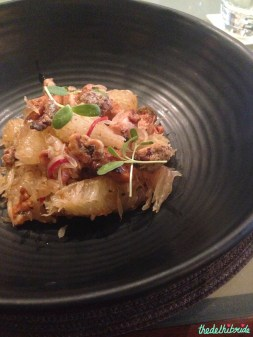 Thai Pomelo Salad with Chicken