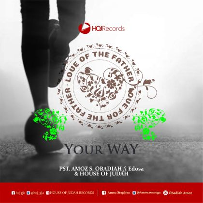 HOJ Rec Art - YOUR WAY
