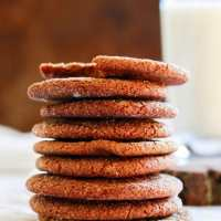 The Best Recipe For Gingersnap Cookies