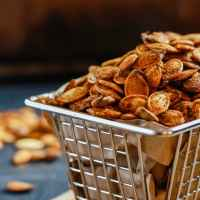 Perfectly Roasted Pumpkin Seeds Recipe