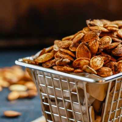 Perfectly Roasted Pumpkin Seeds Recipe