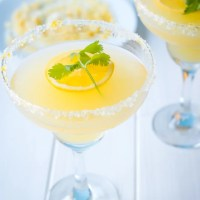 Meyer Lemon Margarita - A Twist On A Simple Margarita Recipe
