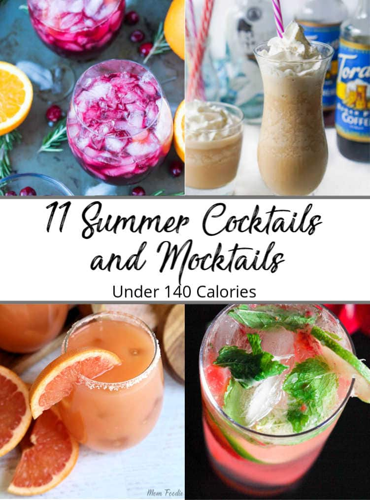 5fdf19bd155 11 Cocktail Recipes Under 140 Calories To Try This Summer! - The ...