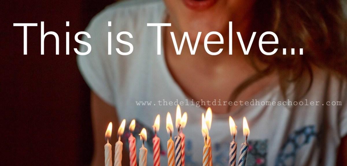 This is Twelve