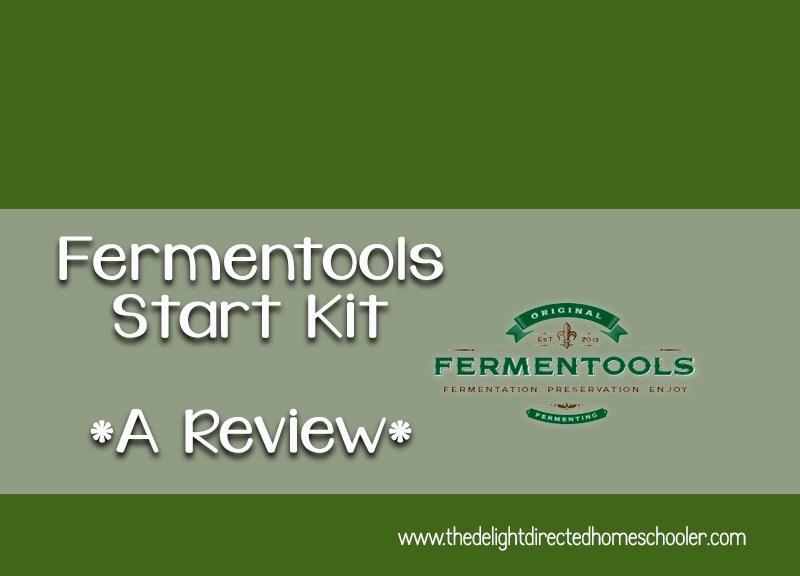 Fermentools Starter Kit- A Review