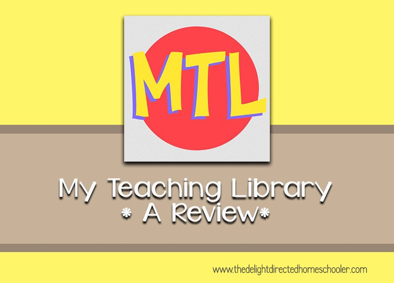 My Teaching Library- A Review