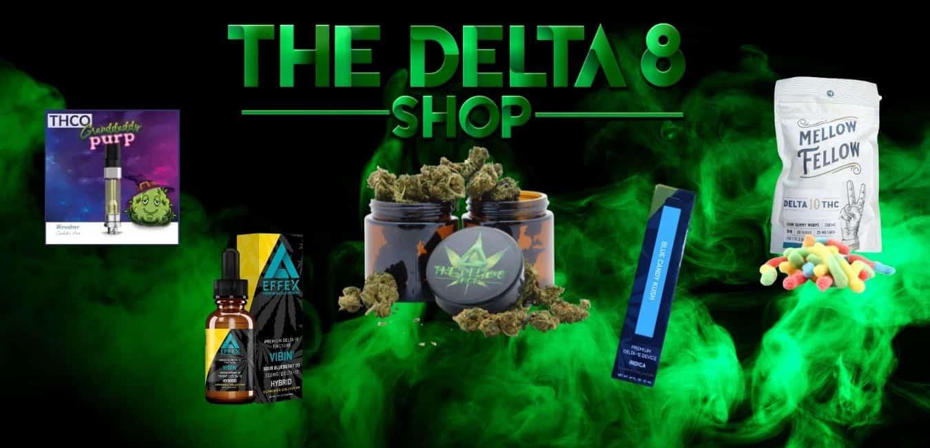 The Delta 8 Shop 3