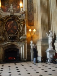 All sorts of gorgeousness in Castle Howard