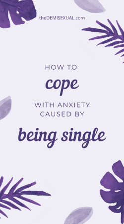 Cope with being single