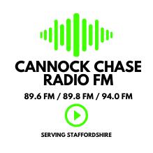 Cannock Chase Radio Logo