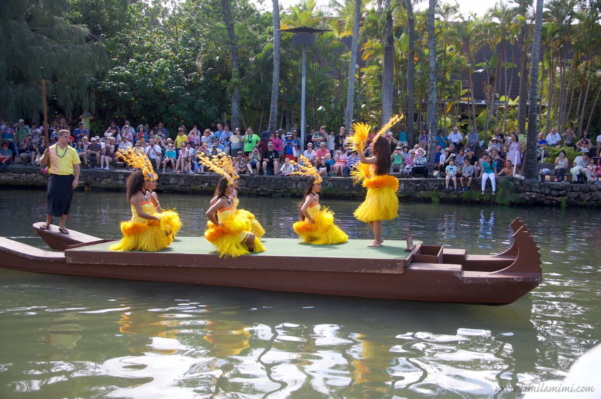My Oahu Escapades -travelling counterclockwise to Polynesian Cultural Centre (part 5/5)