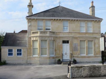 The Dental Implant Clinic with cleaned stone work and all external paint work completed