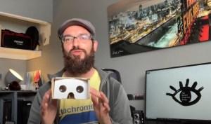 Matterport VR Google Cardboard Goggles