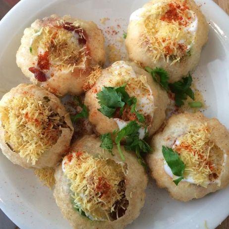 Chaat by Seema & Amreen Omar of Bombay Street Food