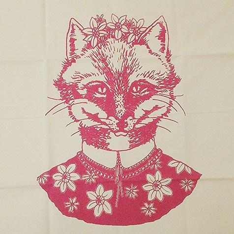 Natty tea towel