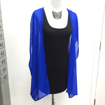Kimono Top & Singlet - Caroline Lawrence Designs