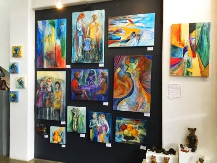 Marguerite Davies - Paintings