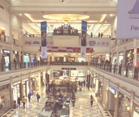 Promenade Mall, New Delhi
