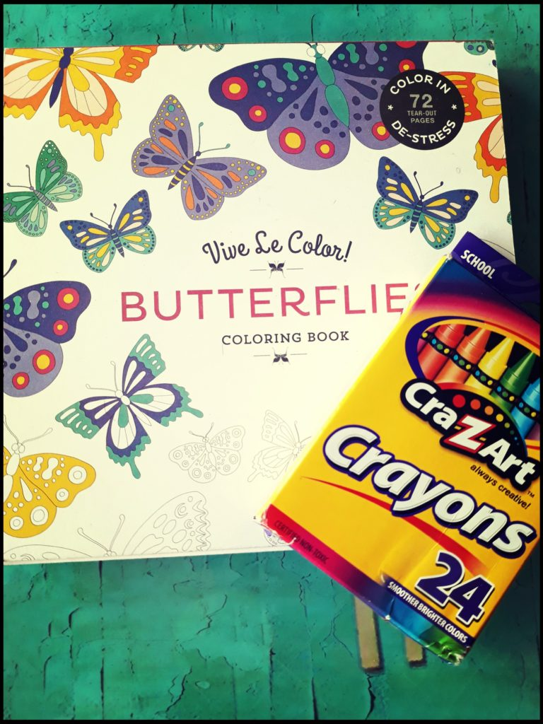 Adult Colouring Books are thoughtful gifts