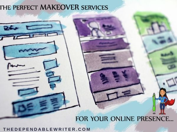 Content Makeover Services