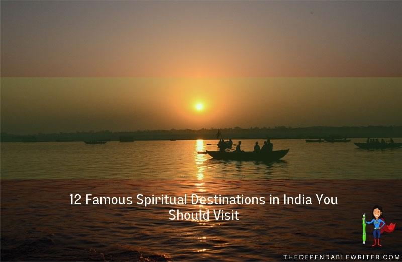 River Ganga - Spiritual Destinations in India