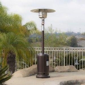 BELLEZE 014-HG-PH00-BRO Patio Heater