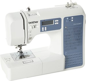 Brother FS100WT Free Motion Sewing Machine
