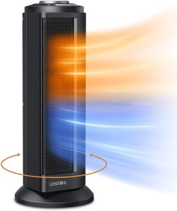 Lensoul Fast heating Electric Space Heater