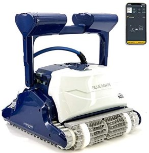 DOLPHIN Blue Maxi 65 Robot Pool Cleaner