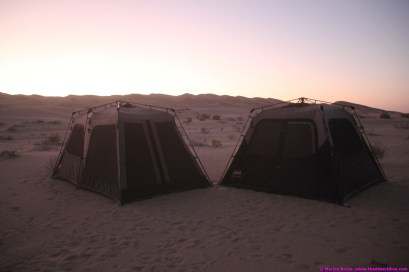 Sunset in the Empty Quarter - 20.12.14