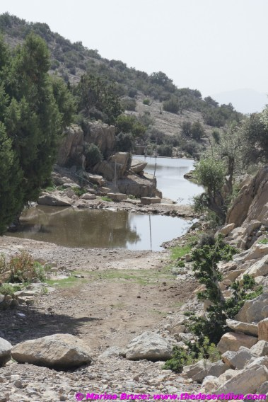 Dam before Daan Al Bisaytin