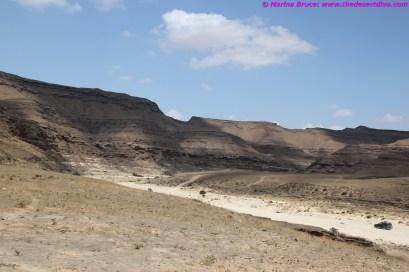 Moody wadi