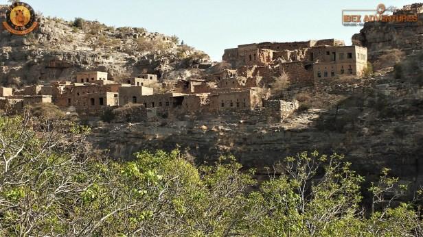 Wadi Bani Habib Old Village