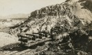 Babg Gauge train, Ryan, California - County of Inyo, Eastern California Museum