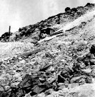 Ryan, California - Miner's dugout at Oakley Mine - Courtesy National Park Service, Death Valley National Park