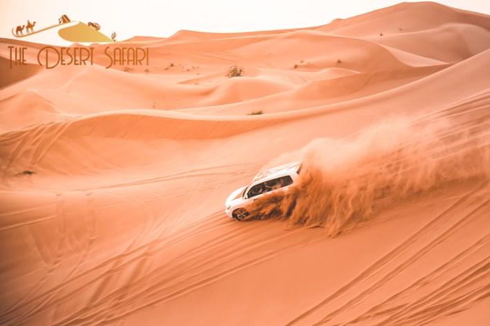 Land Cruiser for Off Roading & Desert Safari in Dubai