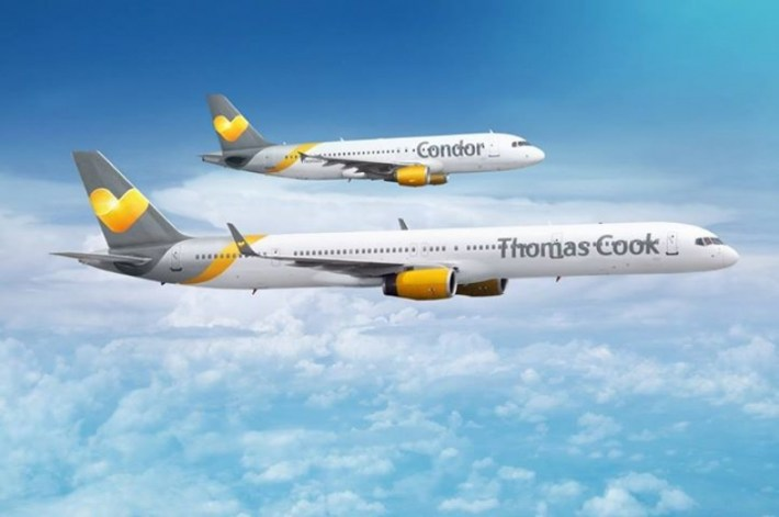 Thomas Cook Group Launch A New Brand Image Thedesignair