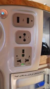 Variety of power ports
