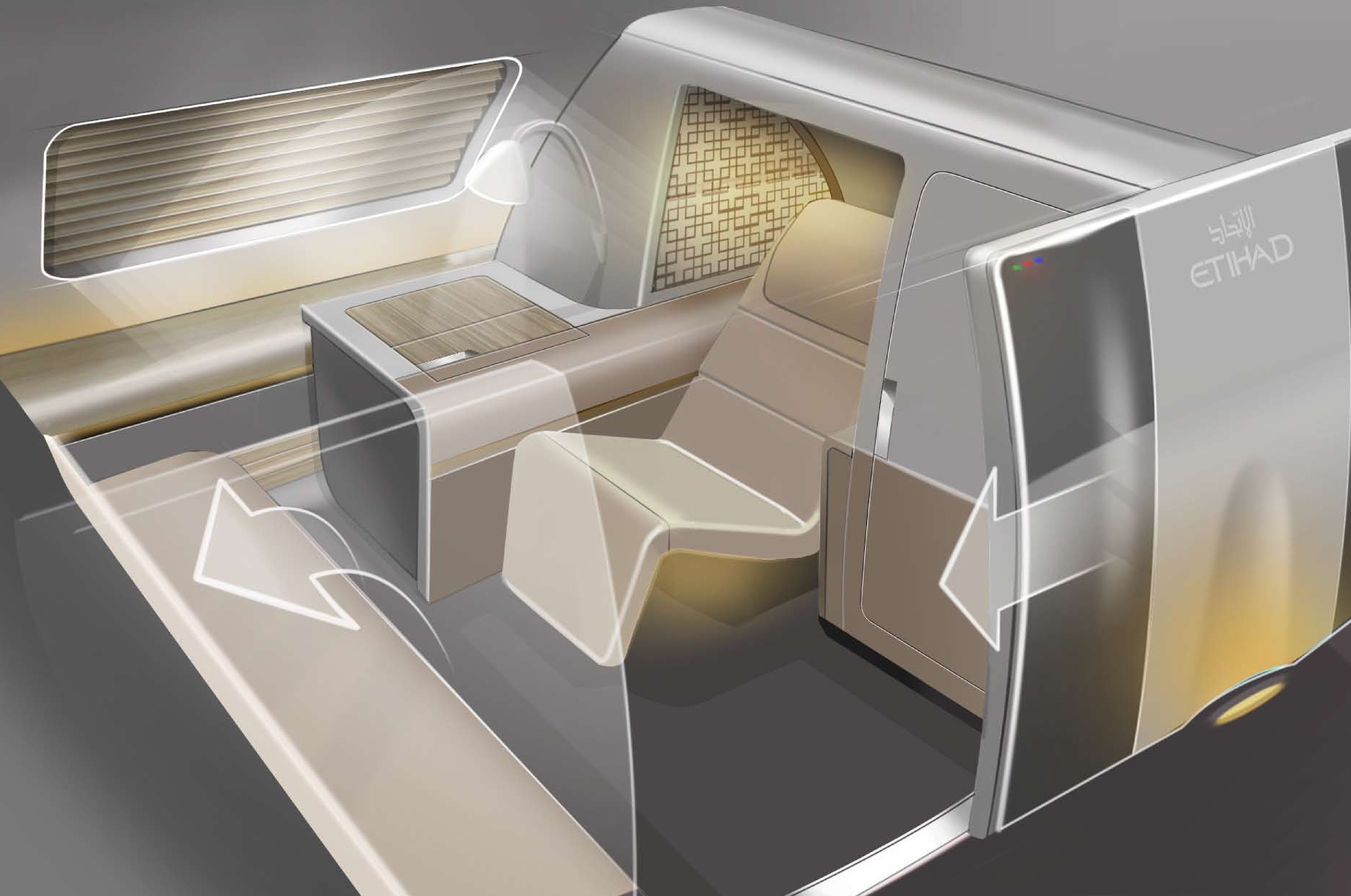 Feature Exclusive Indepth Look At Etihad's A380 Design