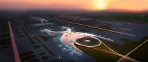 Mexico City Receive Of Beautiful Airport