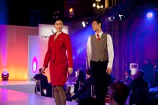 Cathay Current Uniform (2011)
