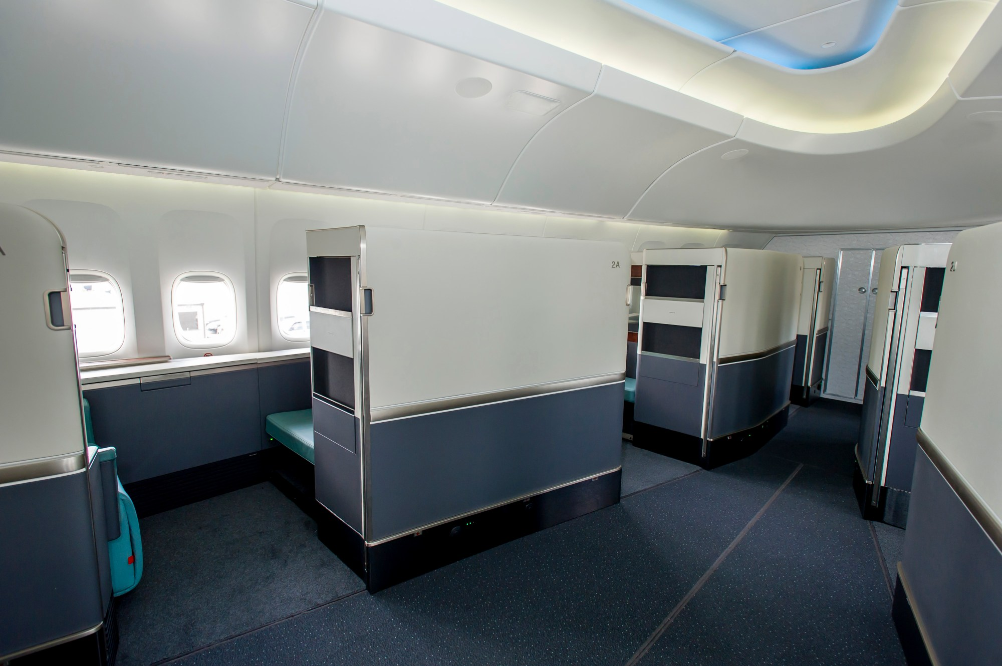hight resolution of commencing september 2015 korean air plans to operate its b747 8 intercontinental from seoul on the frankfurt and singapore routes