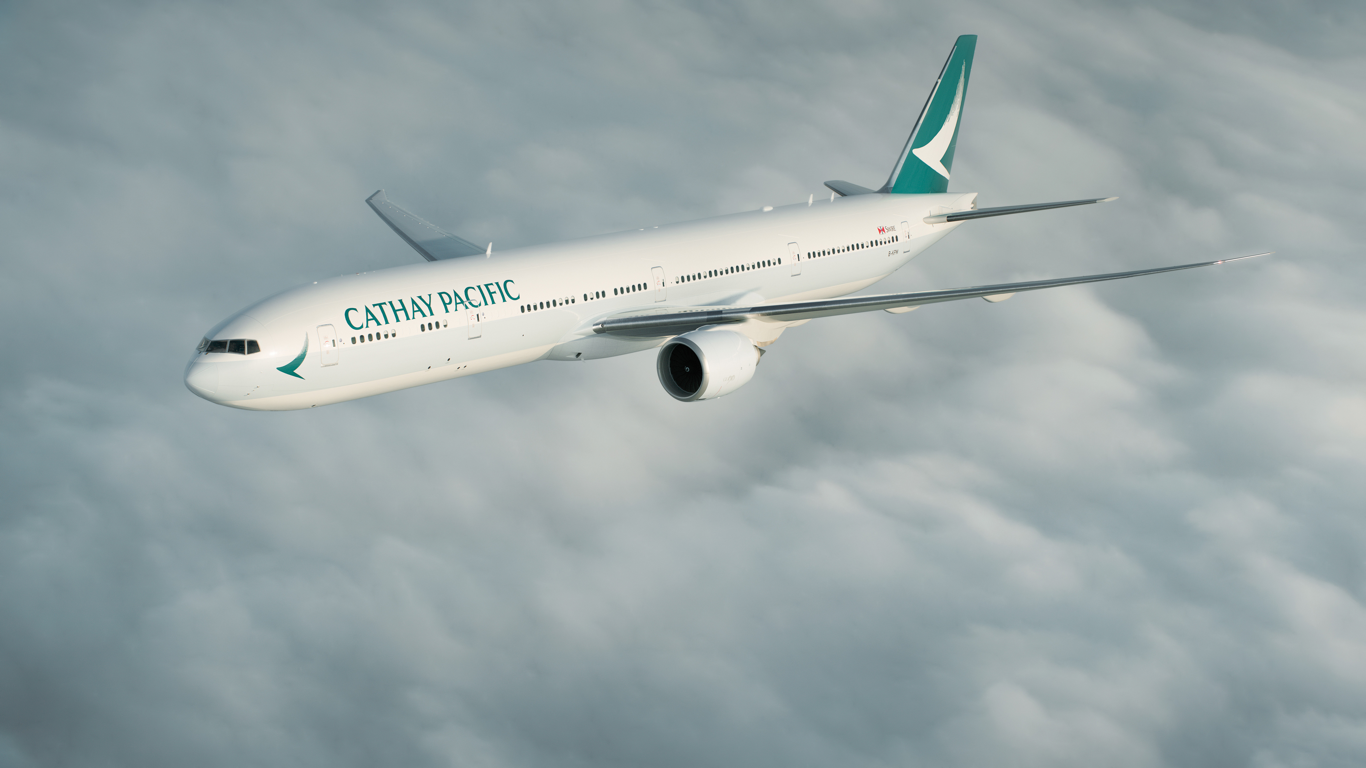 Cathay Pacific Reveal New Livery To Match New Brand   TheDesignAir