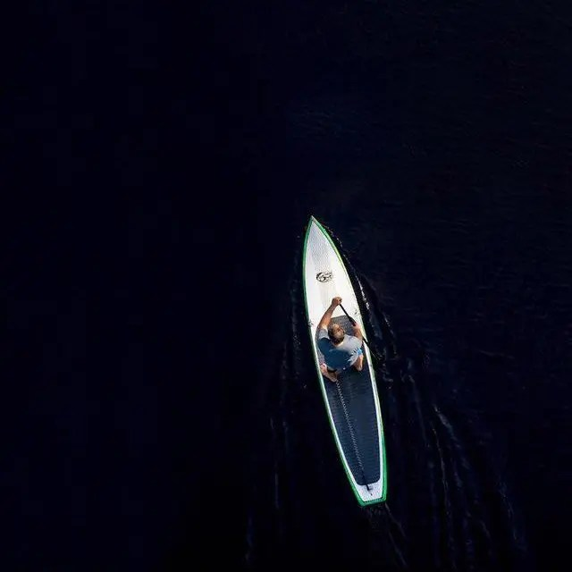 Paddle boarding the Waccamaw River By Bobby Altman