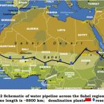 Trans African Pipeline -TAP.