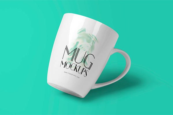 Download Tea Paper Cup Mockup Yellow Images