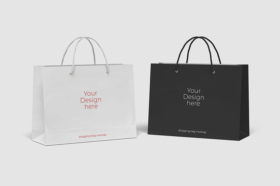 With the help of a bag mockup, you can present your bag design idea is a customized way. 30 Best Shopping Bag Mockups Free Premium The Designest