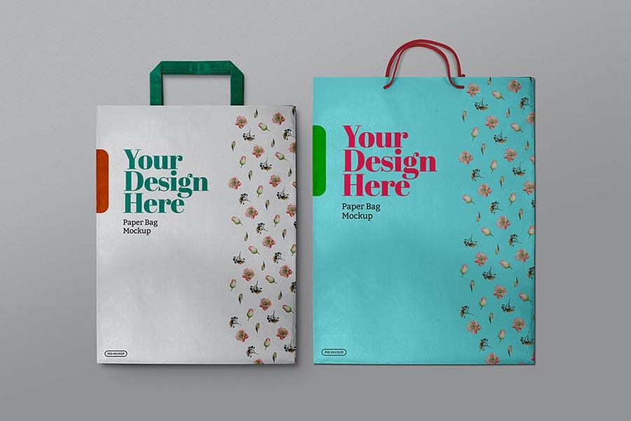 Free canvas tote bag mockup. 30 Best Shopping Bag Mockups Free Premium The Designest