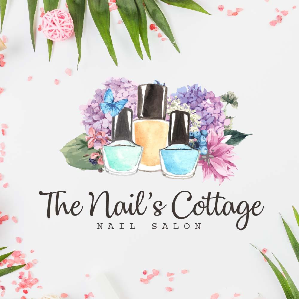 โลโก้ The Nail's Cottage